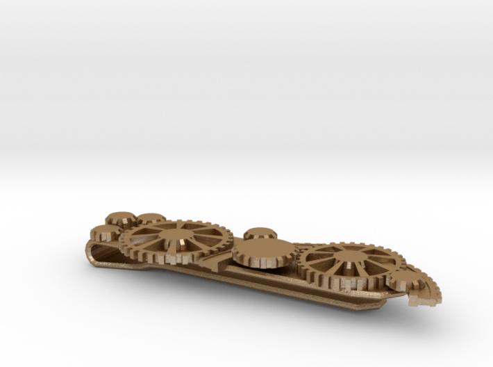 TieBar01 3d printed