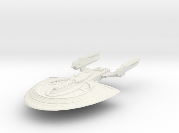 Bellatrix Class HvyDestroyer 3d printed