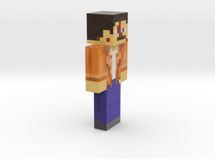 6cm | venture_boy 3d printed