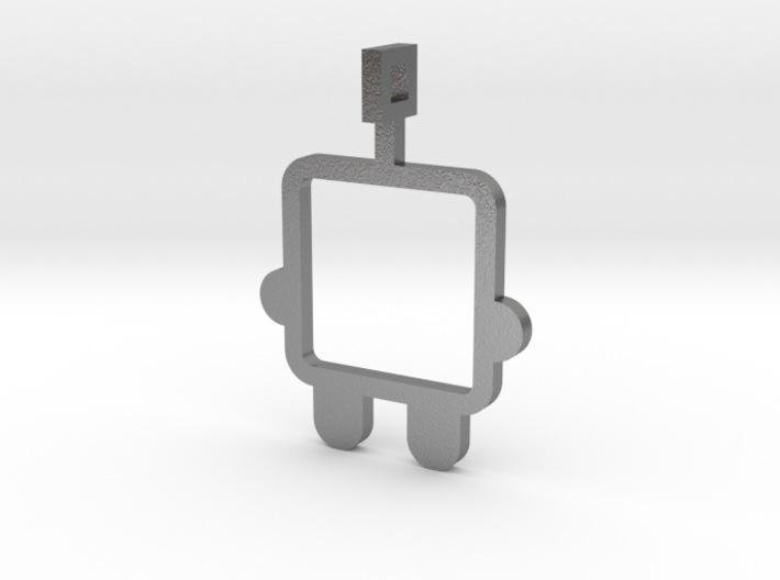 made with love - small robot 3d printed