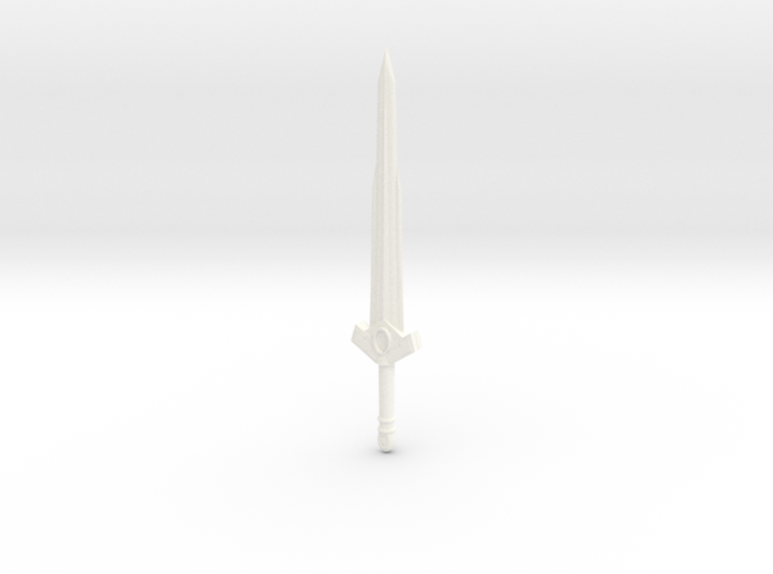 Sword of the first born V2 (without gem) 3d printed