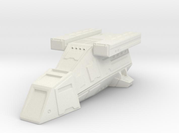 DX9 Stormtrooper Transport 3d printed