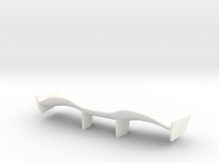 V1 Racer Wing 2.9 3d printed