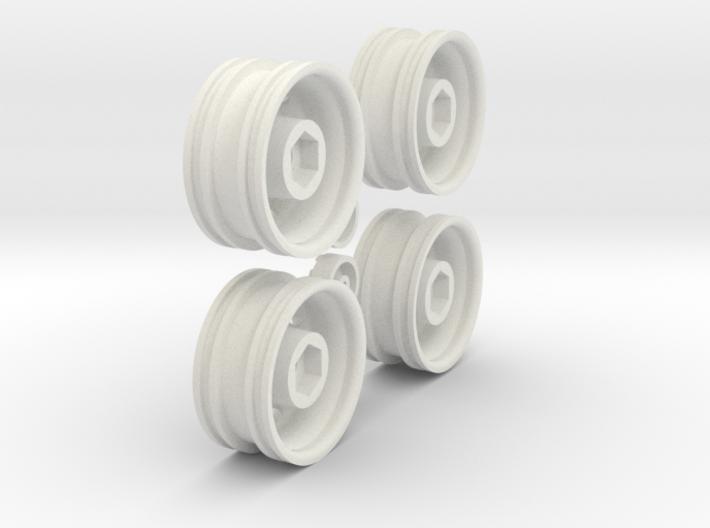G-MicroWheelForPrint130129-3 3d printed
