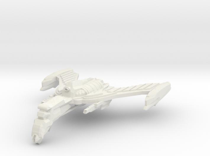Roumlan Firestorm Class Battleship 3d printed