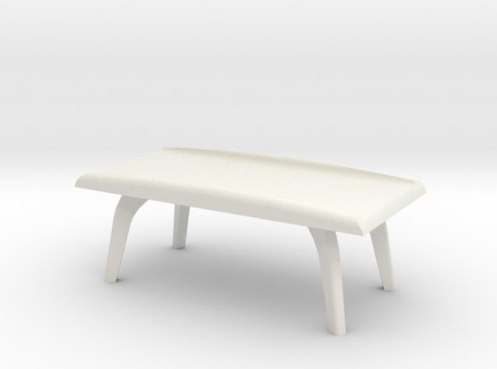 1:24 Moderne Coffee Table 3d printed