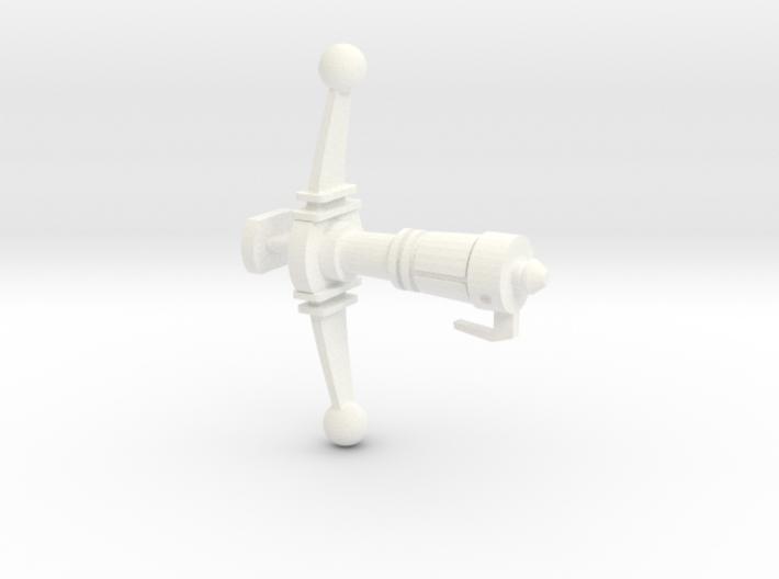Energy Bow 3d printed