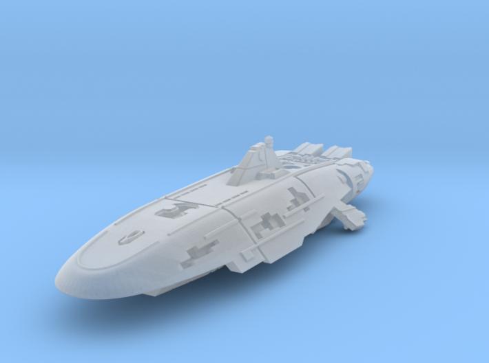 Rylos Class - Civilian cargo conversion 3d printed