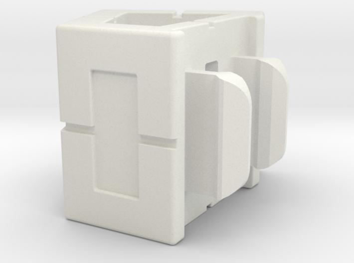 Rokenbok 60 Degree Block 3d printed