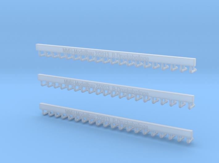 B-Abgänge 3d printed