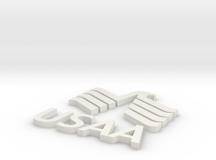 USAA-no base 3d printed