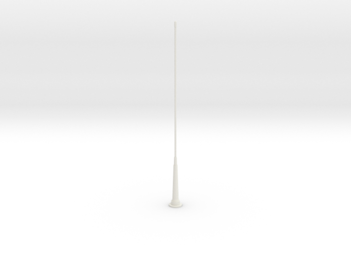 Tail Antenna 2 3d printed