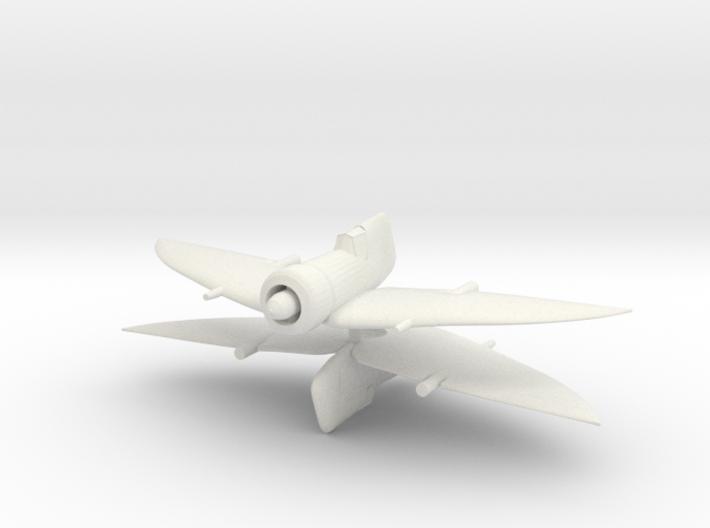 1/200 BICh-17 (x2) 3d printed