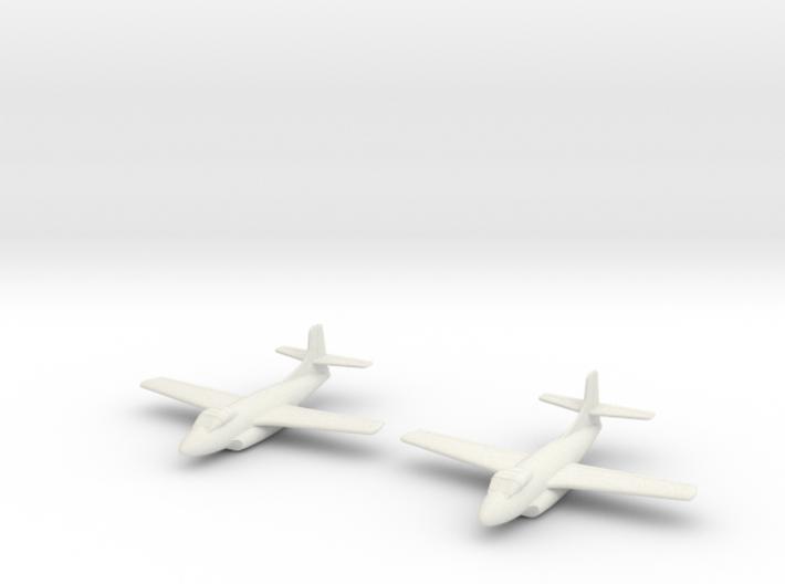 1/200 Douglas F3D Skyknight (x2) 3d printed