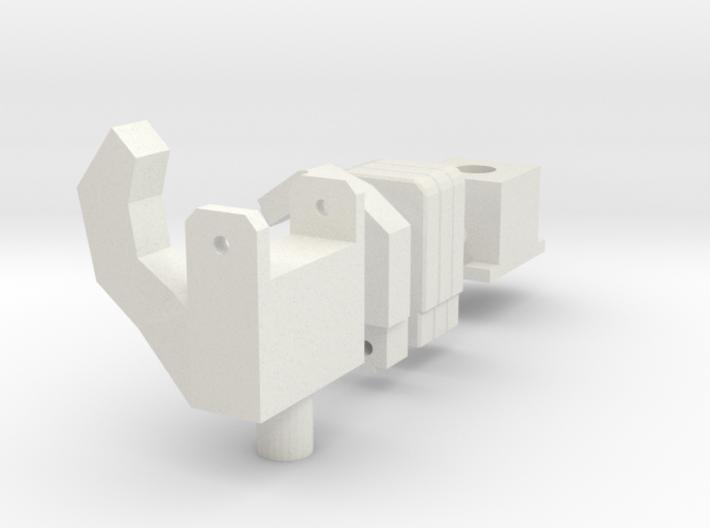 Leg Hand Trigger 3d printed