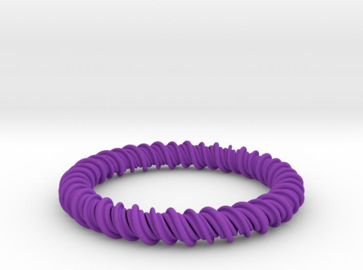 GW3Dfeatures Bracelet A2 3d printed