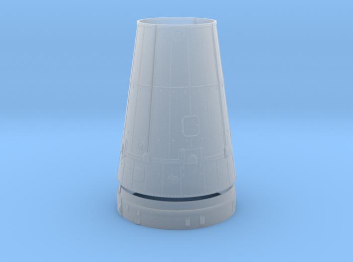 Revell SLA/IU 1:96 3d printed
