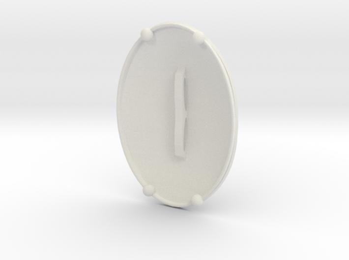 0.7mm Micro Deckel 3d printed