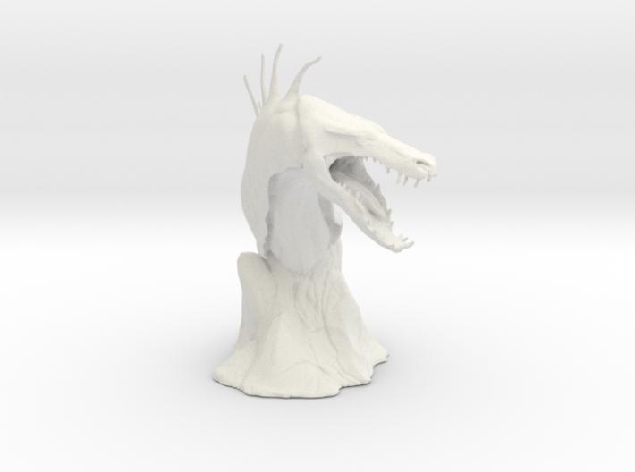 The Tuurasucha - Creature Sculpture (Small) 3d printed