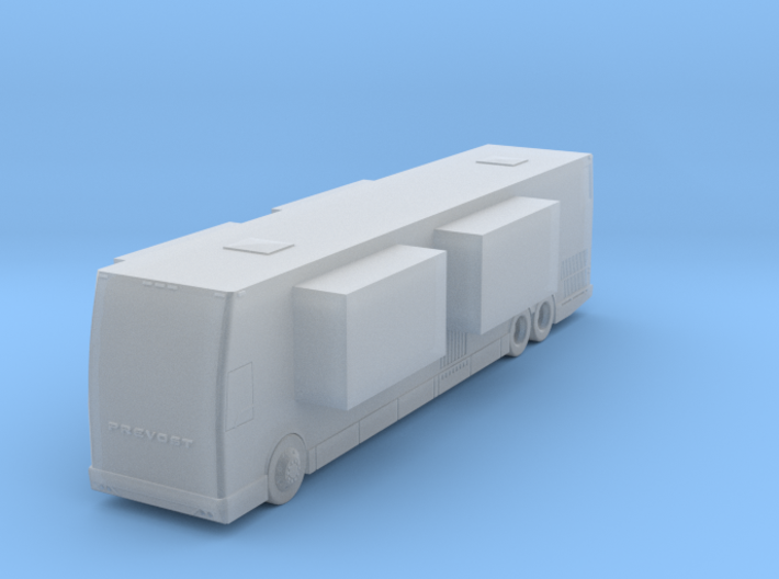 Prevost RV Parked - Zscale 3d printed