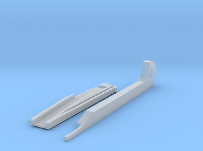 Leatherman Squirt Tweezer & Scissor Spacer Combo 3d printed