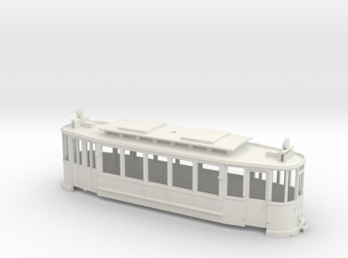 Fünffensterwagen Gehäuse 3d printed