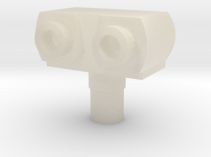 Robot Figure (Head) 3d printed