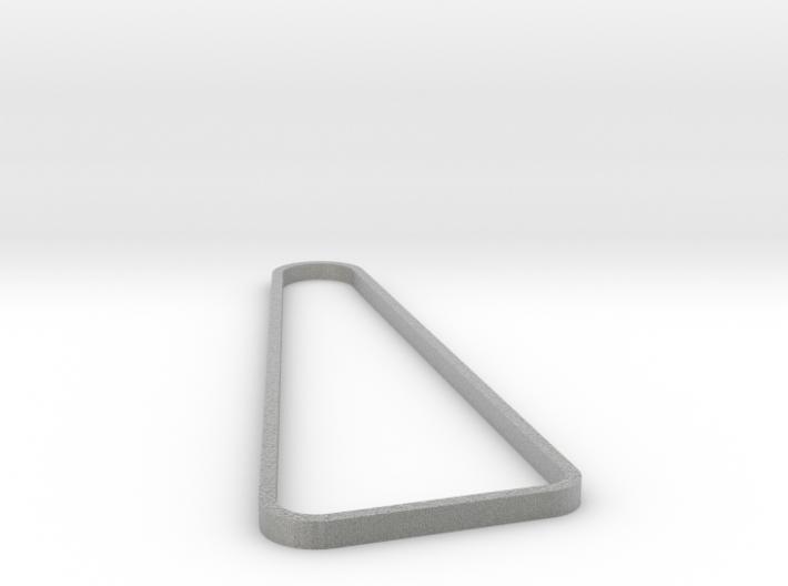 MMH101/RM161 Drive Belt (1:17) 3d printed