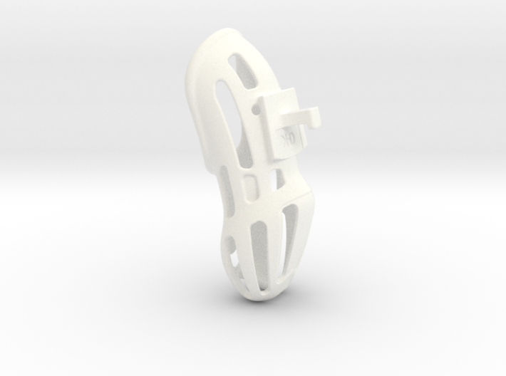 "KHD V2.1 SUMMER ""Long edition"" - tube 3d printed"