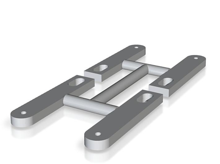 Hängelaschen Druck (repariert) 3d printed