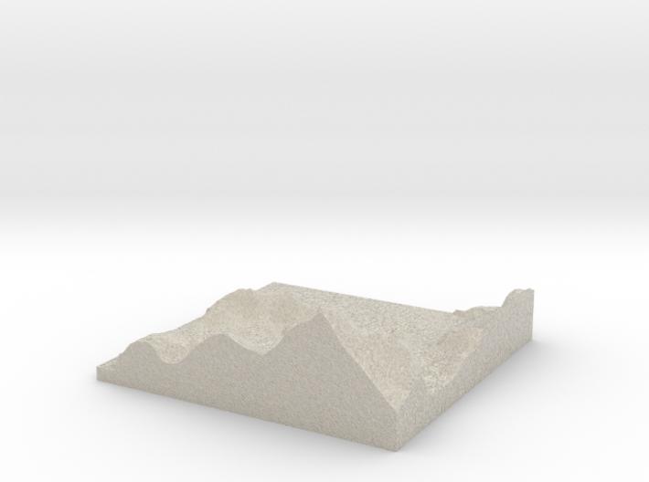 Model of Patrick 3d printed