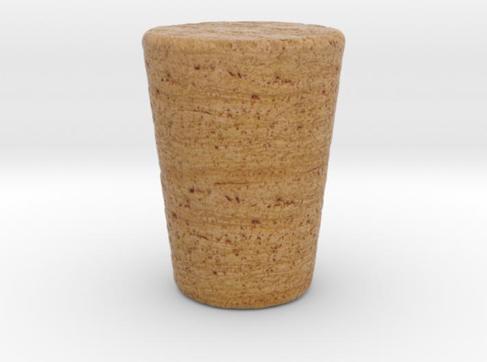 Cork For Poison Bottle 3d printed