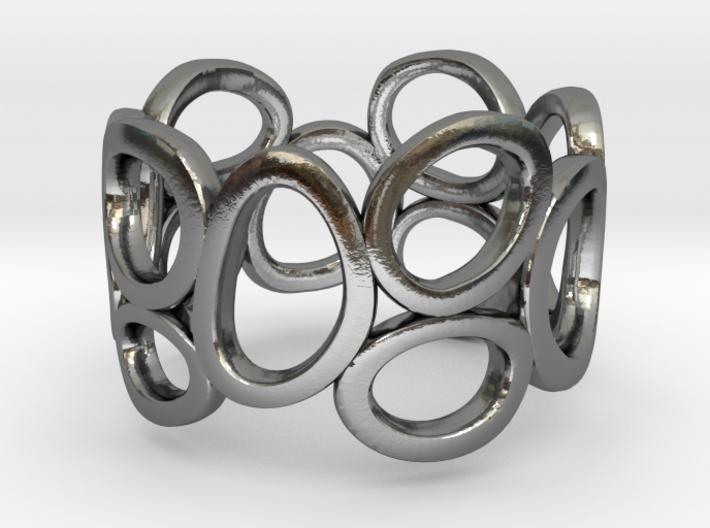 Rings and Things 3d printed