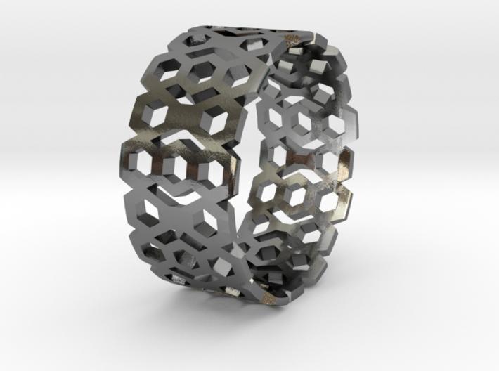 Hexephone Ring Comfort 19mm 3d printed