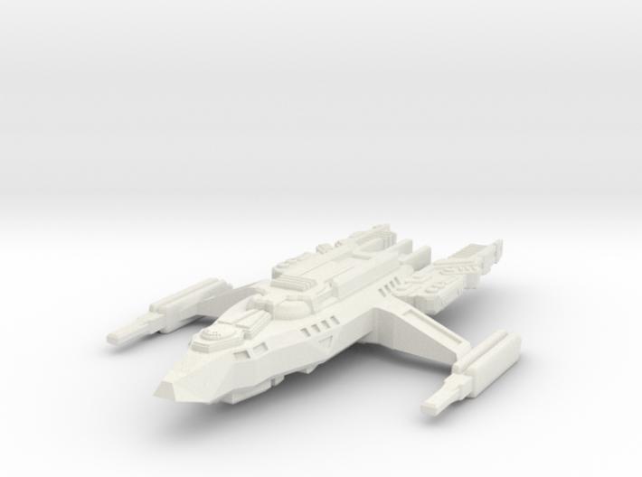 TrossonTankShip 3d printed