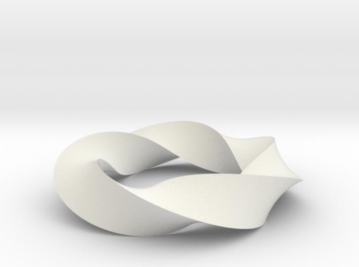 Mobius Loop - Triangle 5/3 twist 3d printed