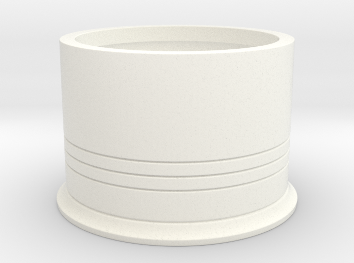 Shotshotglass Base 3d printed