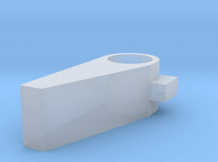 Mast Base 3d printed