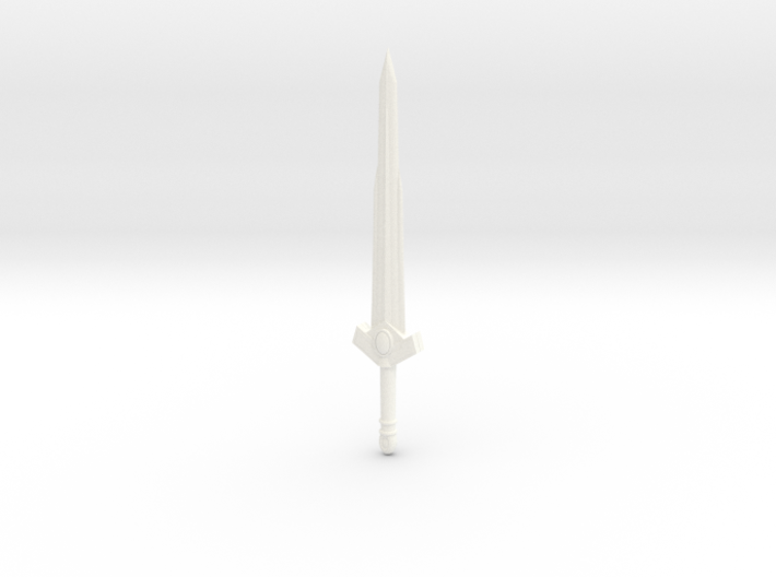 Sword of the first born 3d printed