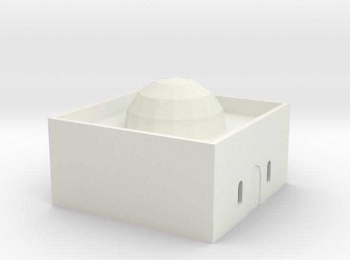 Desert House 4 3d printed