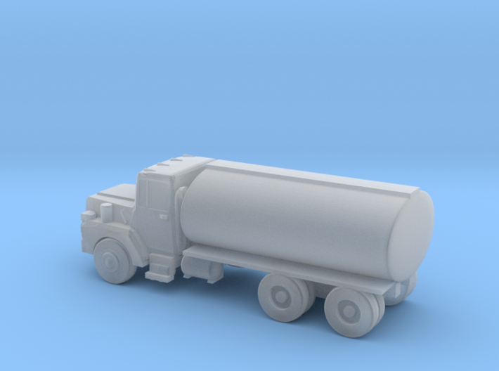 Mack Tank Truck - Nscale 3d printed