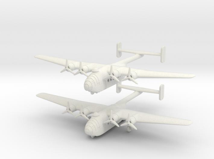Arado Ar 232 Tausendfüßler Pair 1/285 6mm 3d printed
