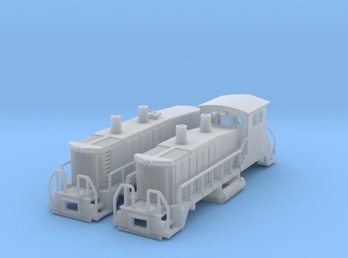 EMDSW1500 N 3d printed