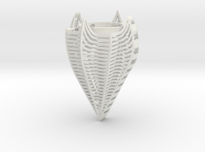 Modern Light 1 3d printed