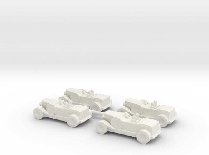 Alfa RLSS Set 3d printed