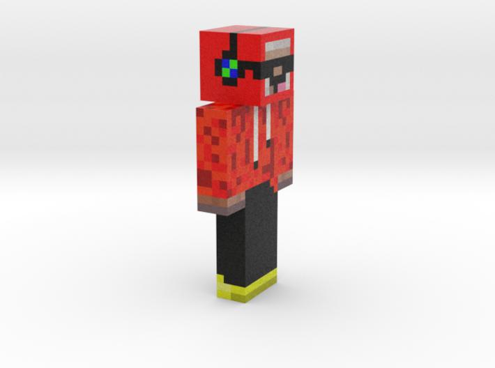 6cm | espenminecraft 3d printed