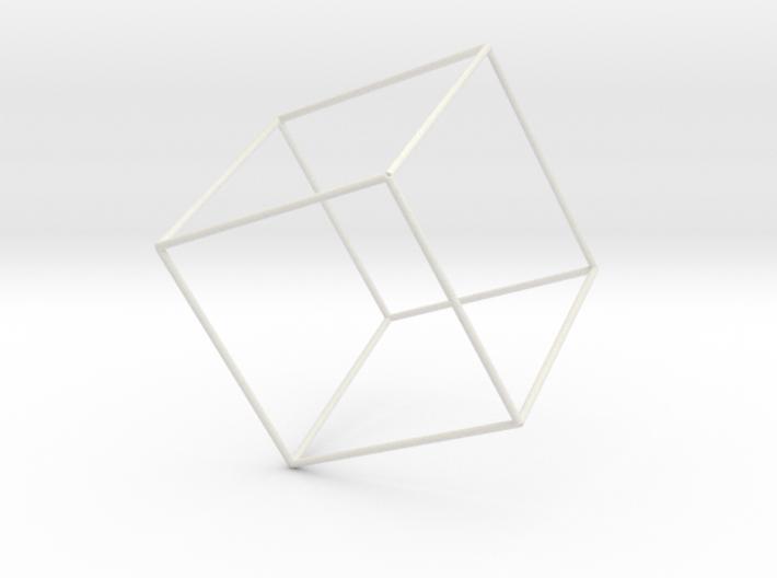 Cubo1 3d printed