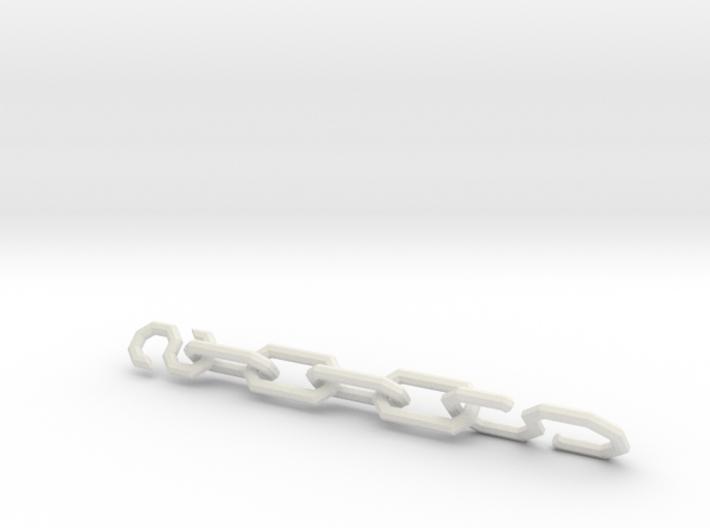 Dwarven Chain 3d printed
