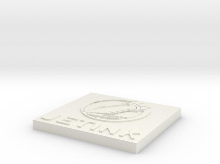 JETink 3d printed