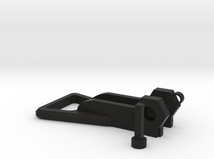 Bottle Opener 5-6 Key Ring Keychain 3d printed